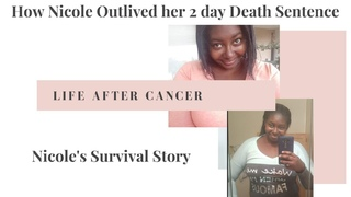 Nicole's Cancer Story Symptoms  Life After Stage 4 Cancer 