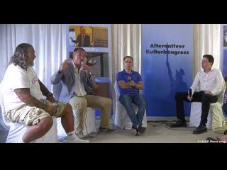 Tim K.  MEDIENKRIEG  im Gesprch mit Strzenberger, Dr. Blex, Dr. Stahl,