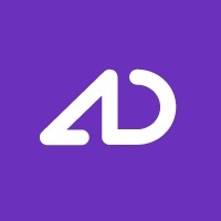 Логотип Admitad сеть партнерских программ