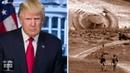 ★ Trump déclare qu il pourrait révéler la vérité sur l affaire Roswell !