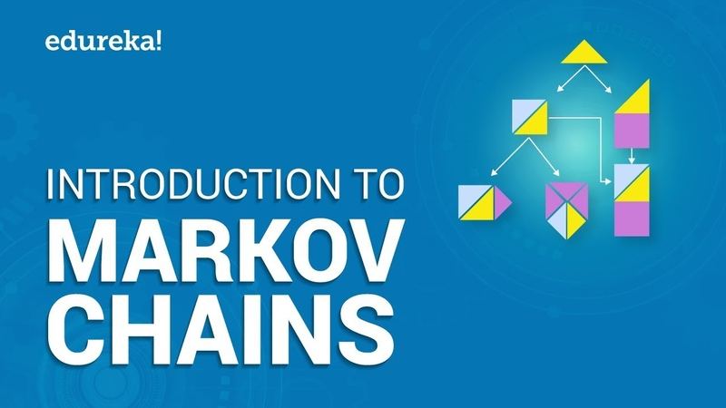 Introduction To Markov Chains | Markov Chains in Python | Edureka