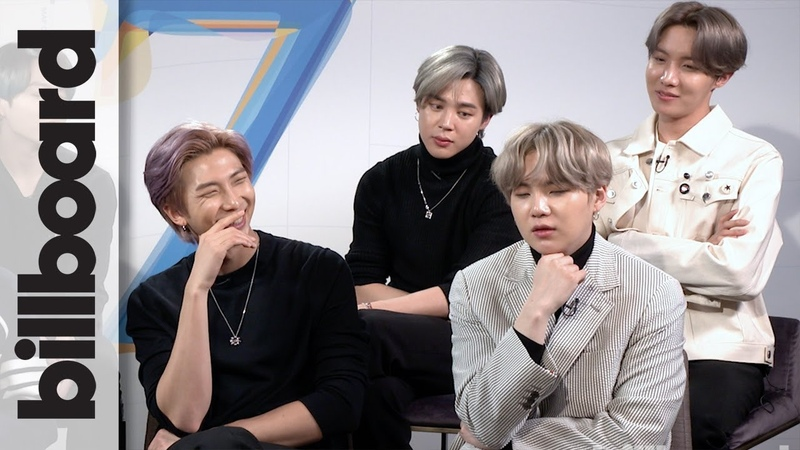 BTS Explain Why 'Map of the Soul 7' is a Love Song to Their Career | Billboard