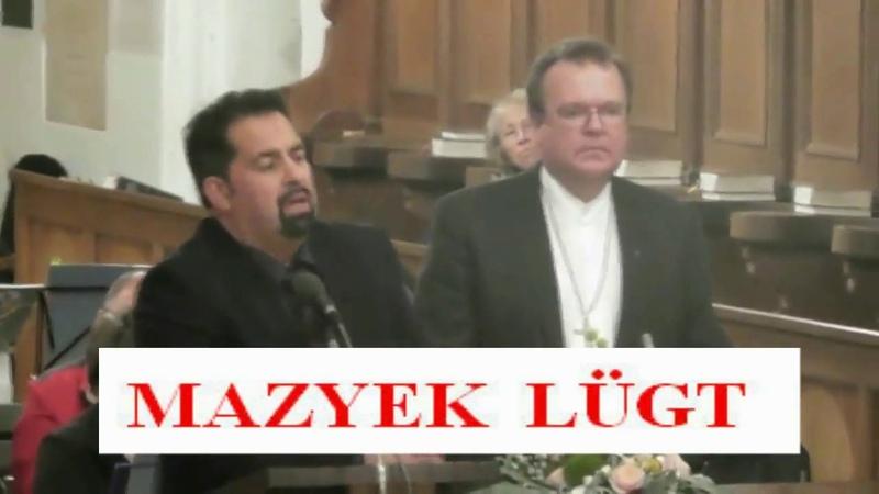Mazyek lügt Im Koran ist töten verboten
