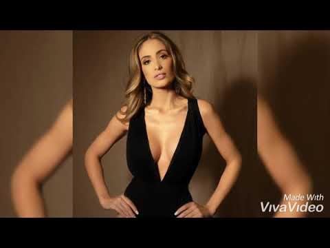 Kletin lottermann Miss Universe PARAGUAY 2019🇵🇾
