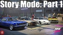 Need For Speed Heat STORY MODE GAMEPLAY PART 1 First Race First Car Xbox One PS4 PC