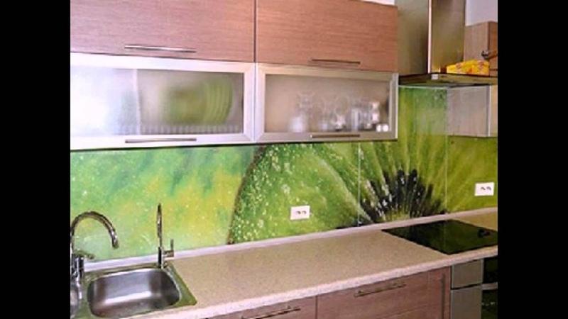 Декорирование кухонных стен отделка стен на кухне фото