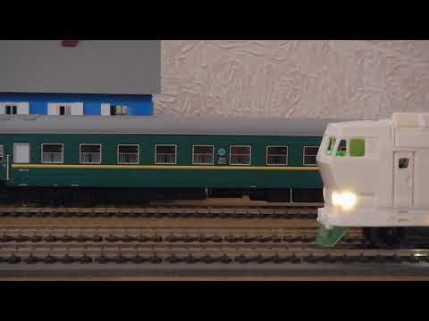 Небольшое превью ходовой части для модели локомотива ЧС4Т пр-ва Вадима Калиманова. Часть 2