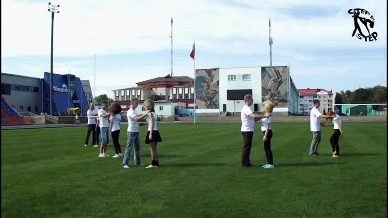 Drej in social dancing in Brest 2014-2015. Creating a Dance Duo Drive