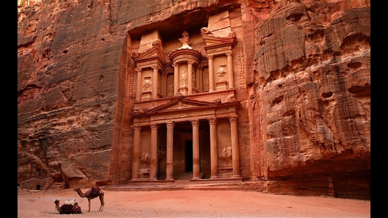 In Search Of History The Hidden Glory of Petra History Channel Documentary