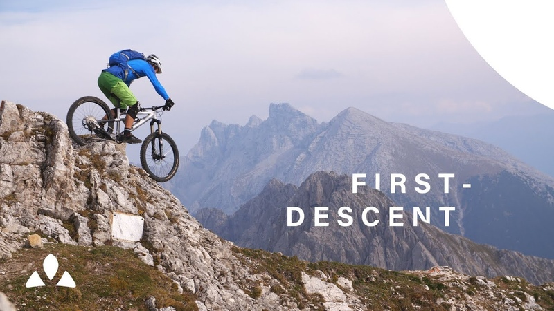 Vertriding 2 0 First Descent Mountainbiking VAUDE