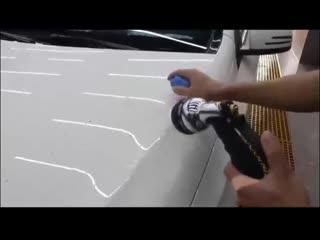 Очищающая глина для авто. Для чистки ЛКП от загрязнений и мелких краплений