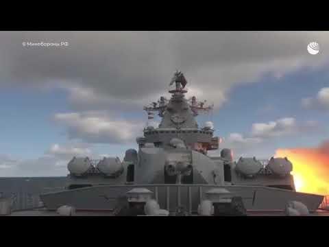 Минобороны показало видео с борта всплывшей у берегов Аляски подлодки