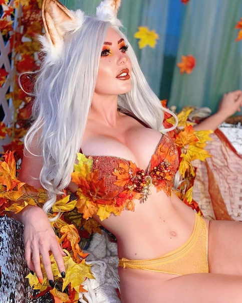 Jessica Nigri Cosplay Pokemon Ftvhunter 1