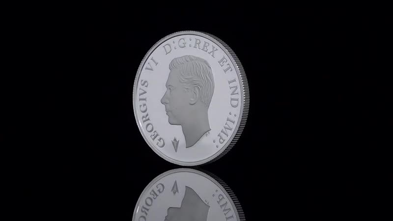 2020 Proof Silver Dollar - 75th Anniversary of V-E Day
