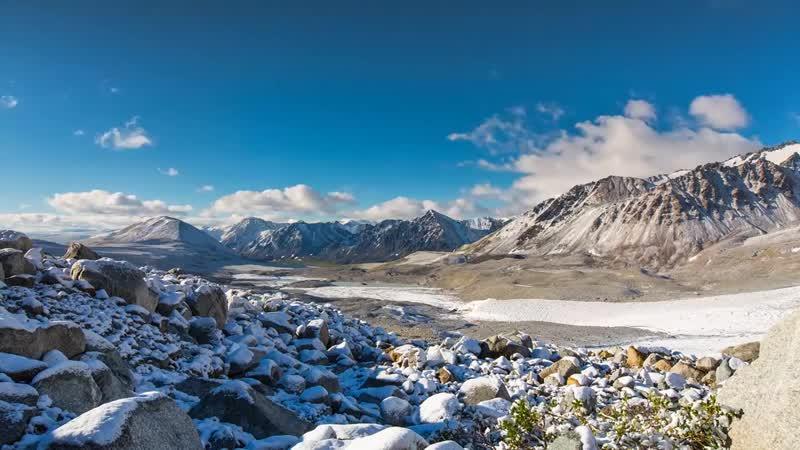 Eposide 1 'Altai Tavan bogd mountain Khermen tsav badland and Khongor sand'
