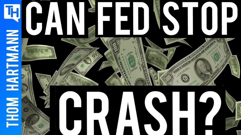 Can Fed Keep Economy Going For Much Longer? w/ Richard Wolff