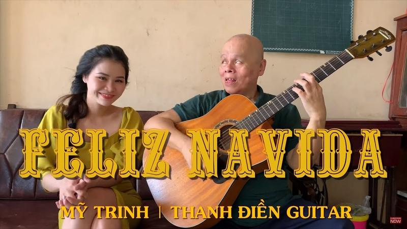 [Guitar Cover] Feliz Navida | Mỹ Trinh Thanh Điền Guitar