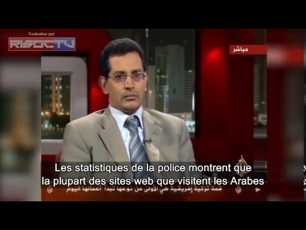 Les Arabes sont arriérés et pas adaptés à la civilisation.