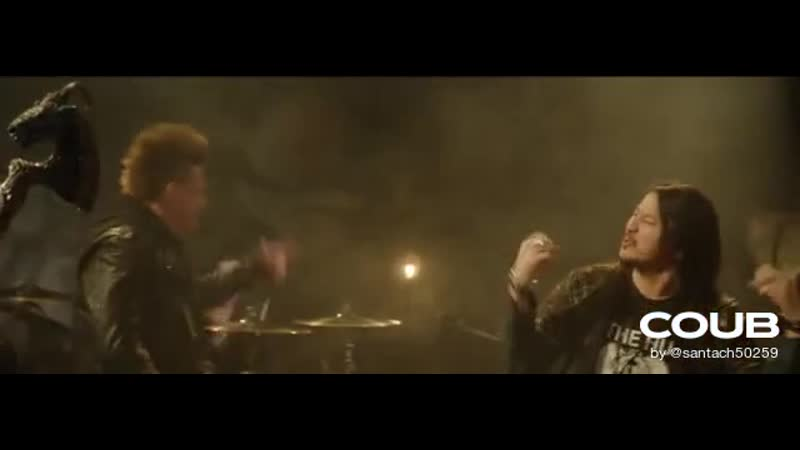Видео The HU - Wolf Totem feat. Jacoby Shaddix of Papa Roach (Official Music Video) смотреть онлайн