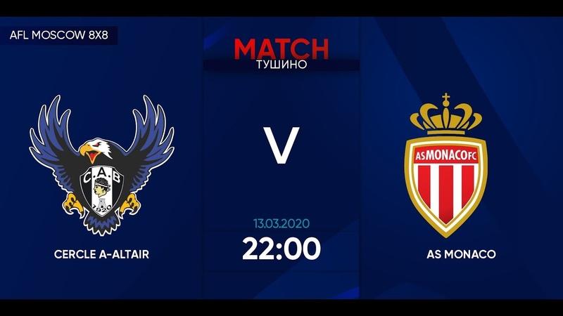 AFL20 France Ligue 1 Day 3 Cercle A Altair Monaco