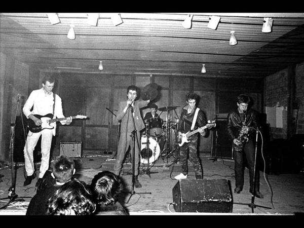 STALAG LETUDIANT (LIVE). FRENCH PUNK KBD 1980 !!
