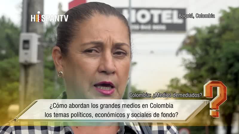 ¿Qué opinas Colombia ¿Medios demediados Parte 2