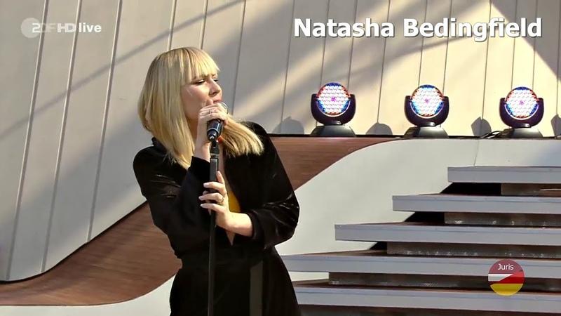 Natasha Bedingfield - Everybody Come Together (Live at ZDF - Fernsehgarten 15.09.2019)