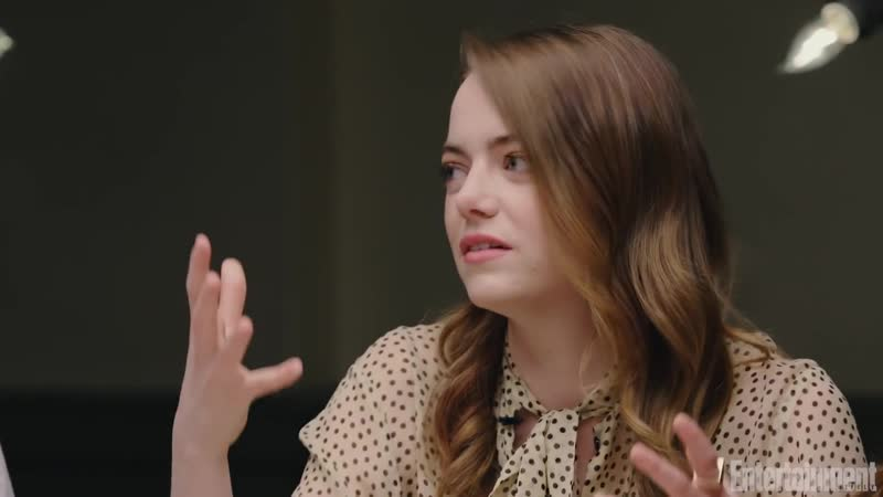 Zombieland Double Tap Roundtable With Emma Stone, Woody Harrelson More Entertainment Weekly