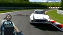 Потные испытания на легендарном Mercedes-Benz 300 SL Coupe по Северной Петле   GT5