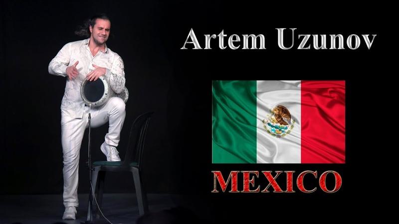 Artem Uzunov in Mexico