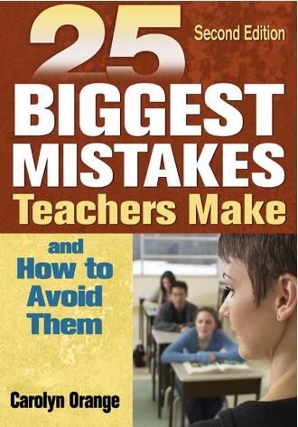 Biggest Mistakes Teachers Make Avoid