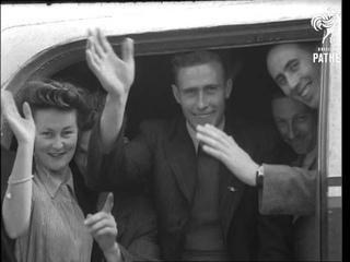 Emigrants To Canada.  (1947)