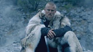 Vikings: Björn Becomes King & Remembers Ragnar 5x20 [Season 5b Scene] (HD)
