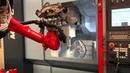 автоматизация станка MATSUURA MX-850: робот YASKAWA MH50, оснастка на базе компактных зажимов Roemheld, система быстрой смены паллет и оснастки Sark