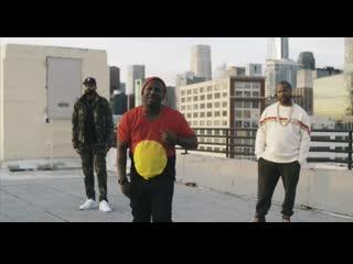 Locksmith, Xzibit, Ras Kass With God (feat. Brevi)