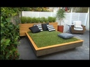Build An Amazing Daybed Made of Grass