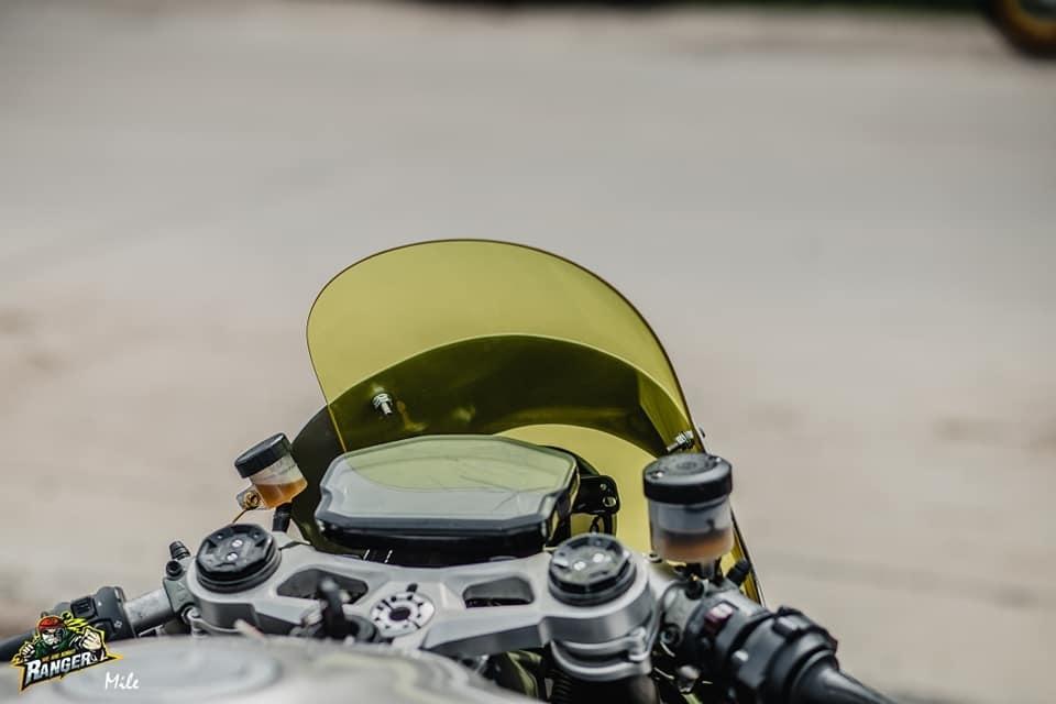Ranger Korat: кастом Ducati Panigale