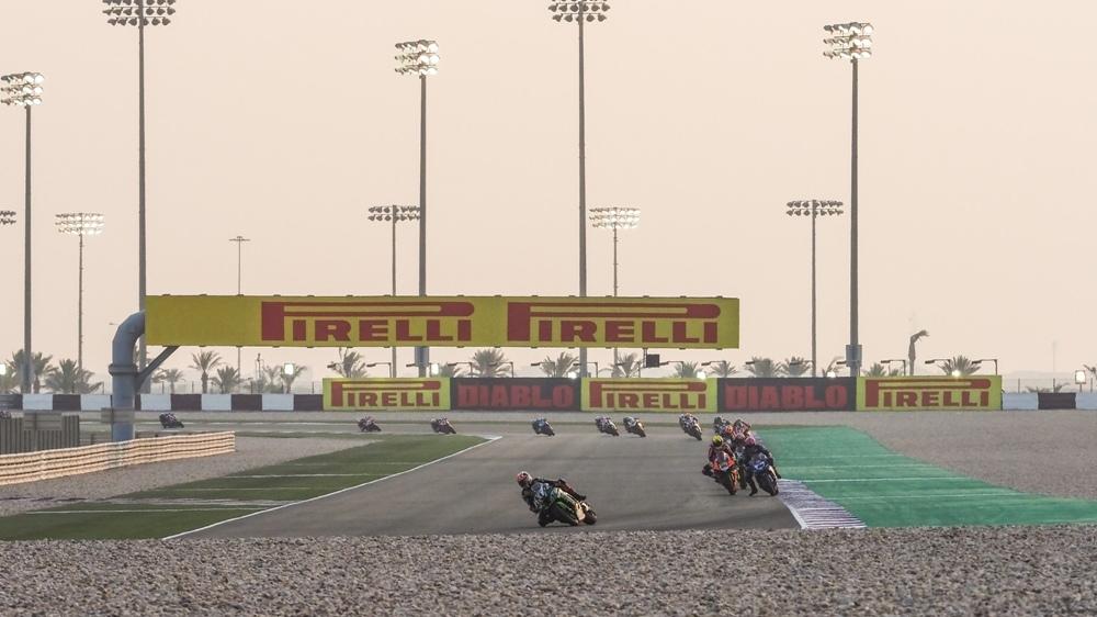 Катар, этап 13 - результаты гонки суперпоул
