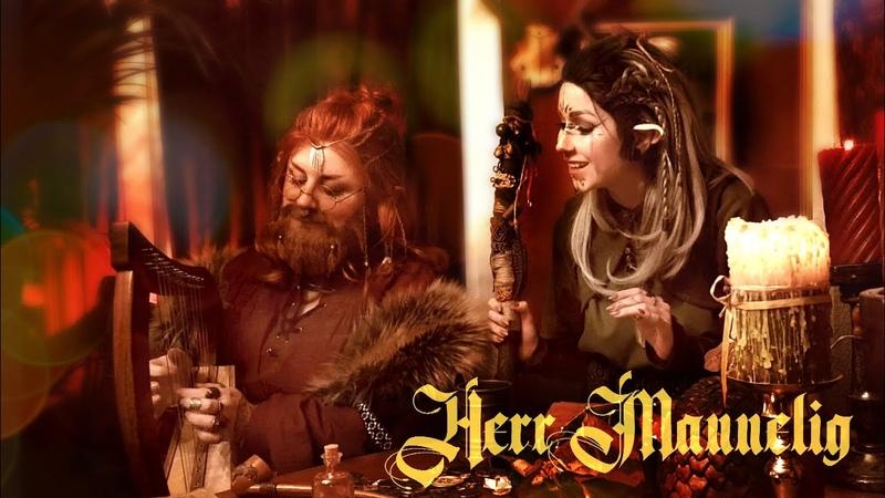 Herr Mannelig Cover by Gwenbari aka Glasmond Cira Las Vegas