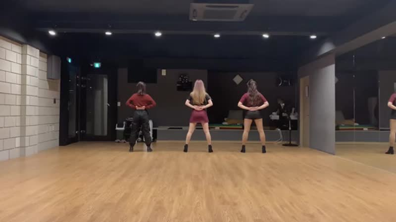 [CHOREOGRAPHY] WiDS - Kill This Love (Dance Practice)