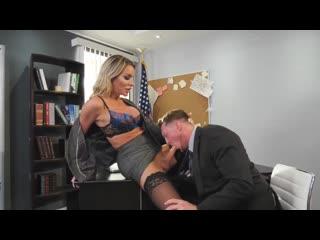 Trans Girl 7 shemale - At the office (Gey шлюха блядь самка TS ass Ladyboy Трапы Sissy Tranny гей анал минет секс порно Porno)