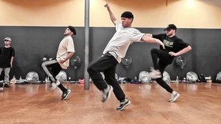 Roll In Peace - T-Pain / Melvin Timtim Choreography ft. Chris Martin & EZ Twins / URBAN DANCE CAMP