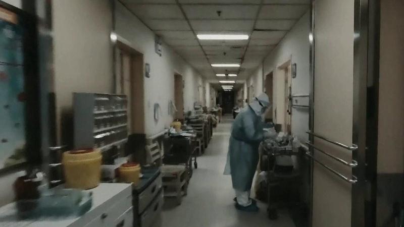 ВКитае эпидемия коронавируса достигла своего пика ночисло заболевших продолжает расти