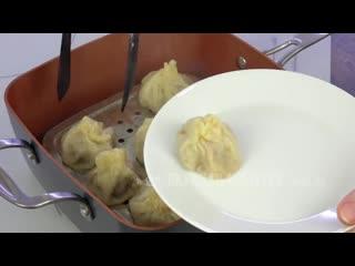 ЧТО ТАКОЕ МОМО и с чем это едят