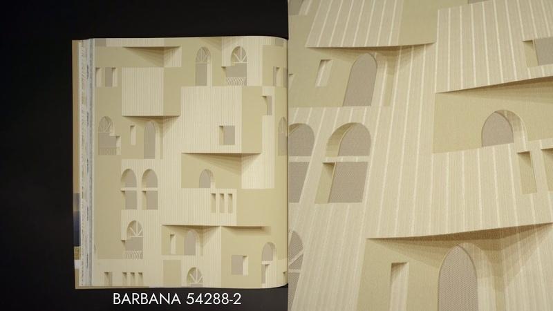Andrea Rossi Barbana Обзор коллекции Andrea Rossi Barbana магазина обоев Oboi