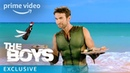 The Boys Exclusive The Deep's Kirei Shoyu ft Chace Crawford Prime Video