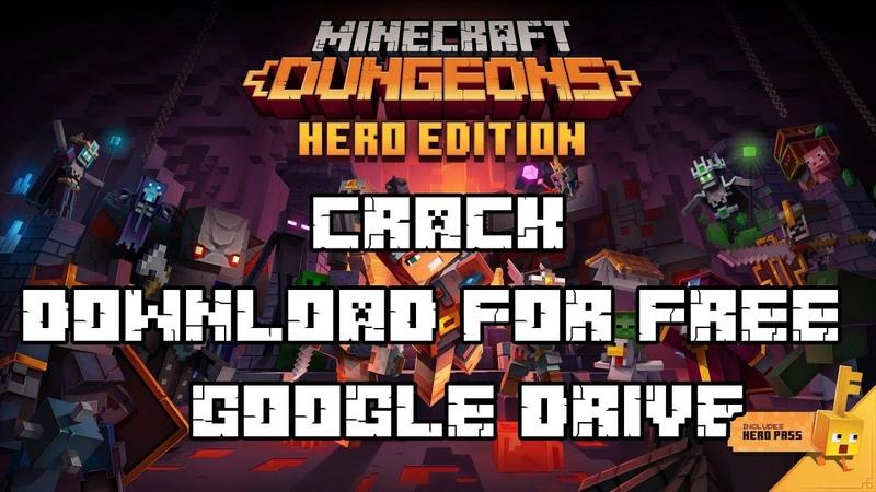 Minecraft Dungeons Download Minecraft Dungeons crack repack