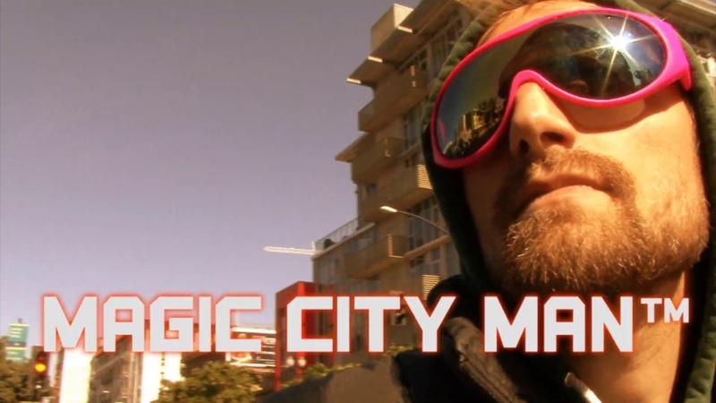 Magic City Man - Mega64