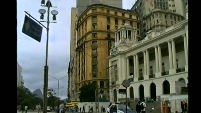Mirinda urbo Rio de Janeiro
