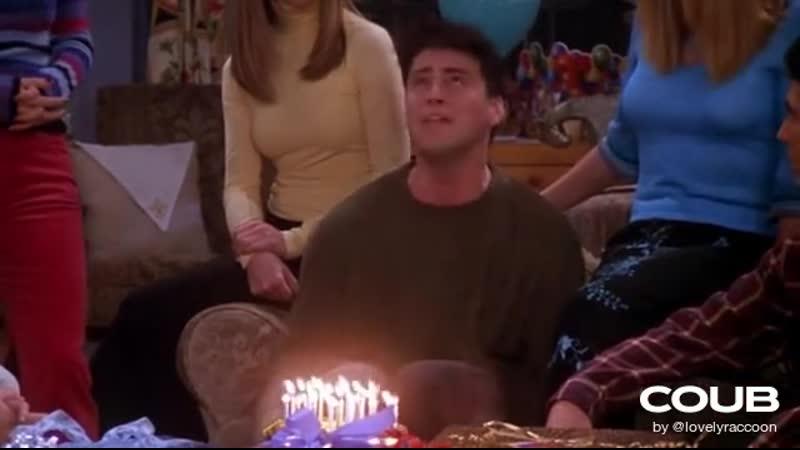 Джоуи и старость